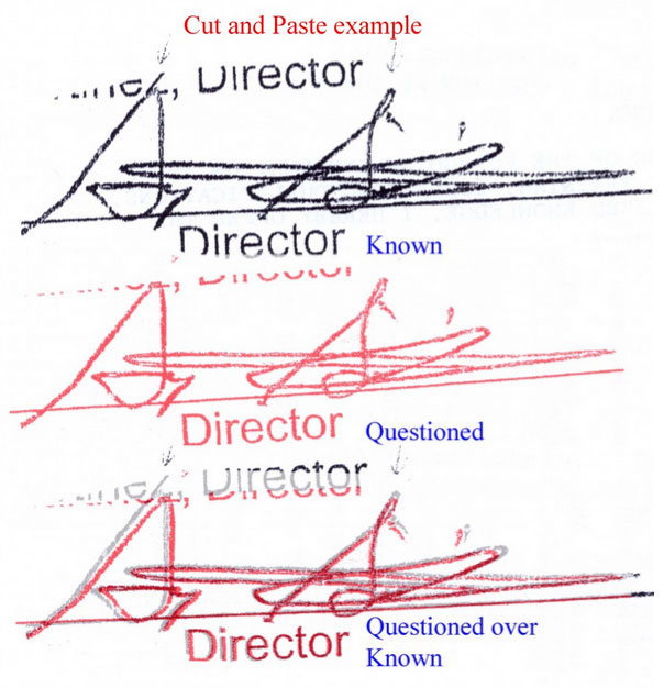 copy and paste signature  Cut and Paste Example - Q9 Consulting, Inc.