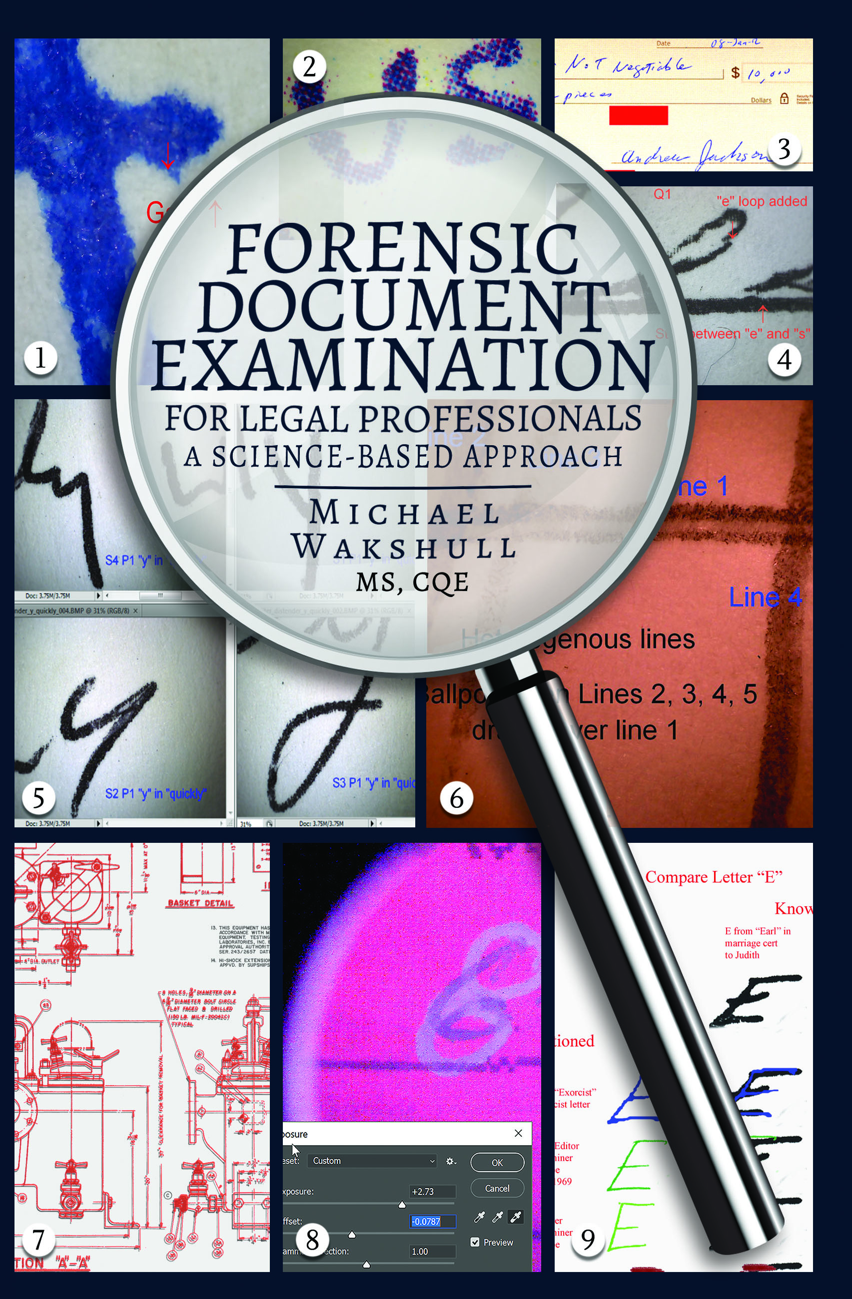 Riverside San Diego Los Angeles Expert Forensic Document Examiner